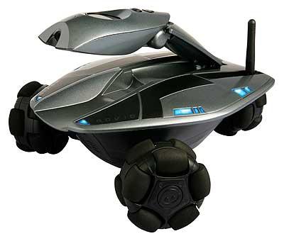 robot espion