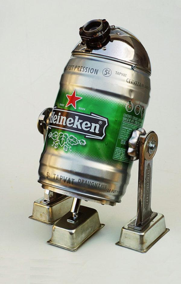 robot multimédia