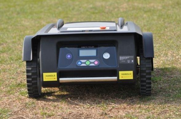 robot tondeuse et si votre pelouse se tondait. Black Bedroom Furniture Sets. Home Design Ideas