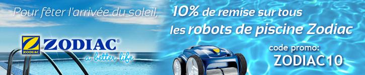 Promotion robots Zodiac