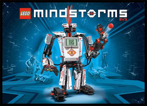 Mindstorm eV3 LEGO