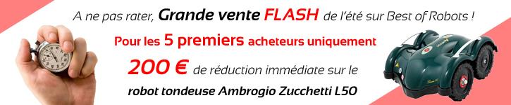 Vente Flash Amborgio L50
