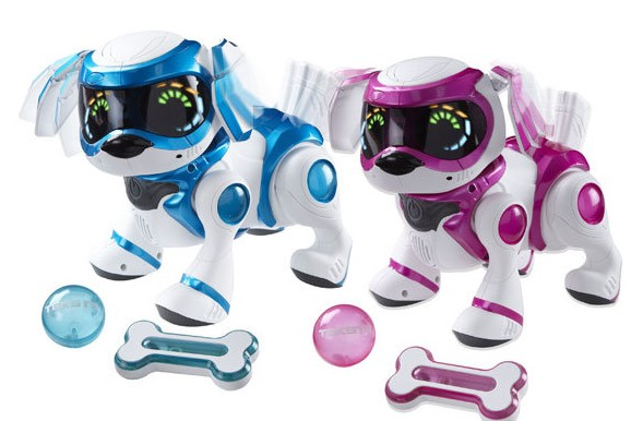 Teksta-Dog-robot jouet