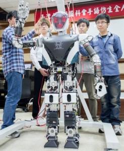 Nino-robot compagnon