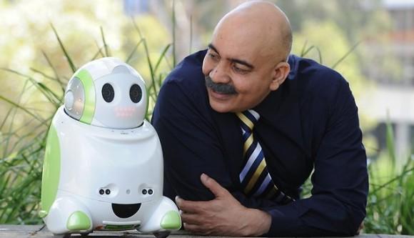 Robot compagnon Matilda