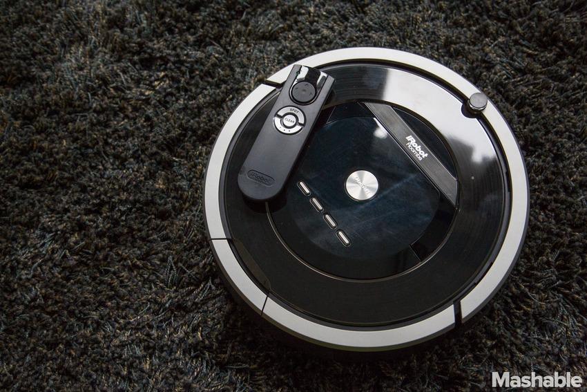 Roomba 880 avec télécommande