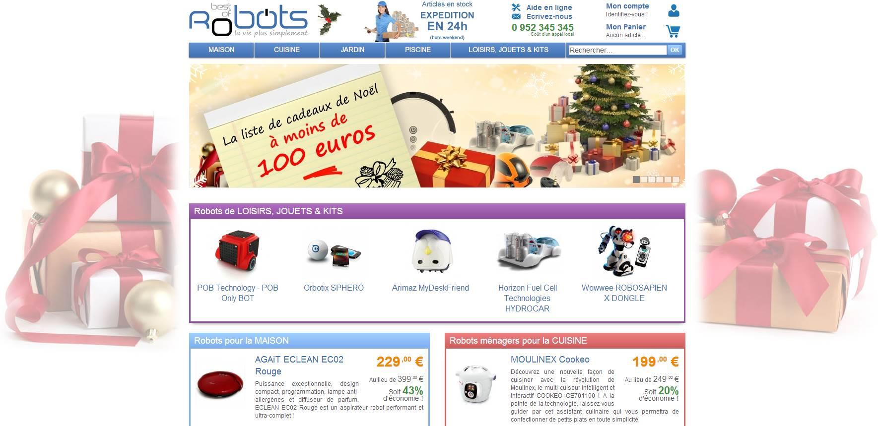 bestofrobots - noel