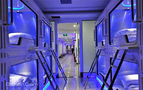 chambre espace capsule