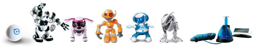 robots intercatifs