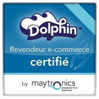 revendeur officiel des robots Dolphin
