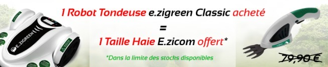 promotion ezigreen classic taille haie