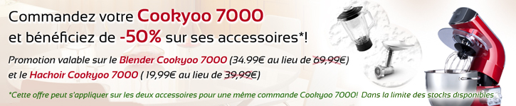 offre cookyoo 7000