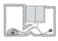 Suit le cable guide - Husqvarna