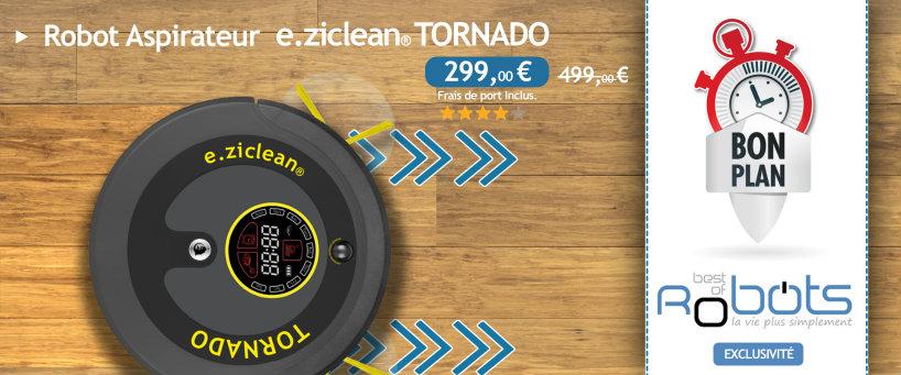 robot-aspirateur-eziclean-tornado