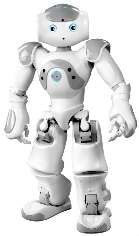NAO Aldebaran robotics