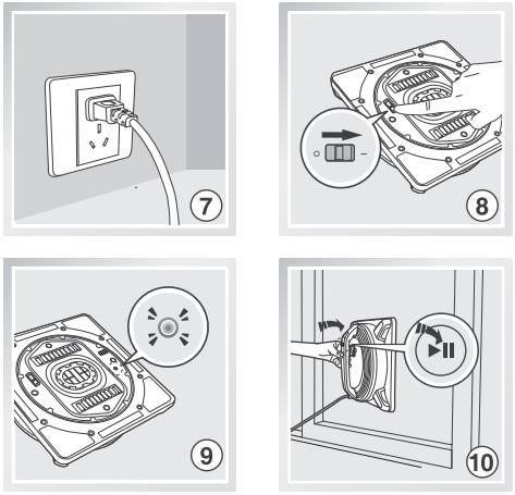Conseils utilisation Winbot 930 - Mise en marche du robot