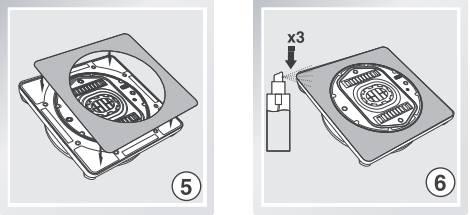 Conseils utilisation Winbot 930 - Mise en place de la lingette