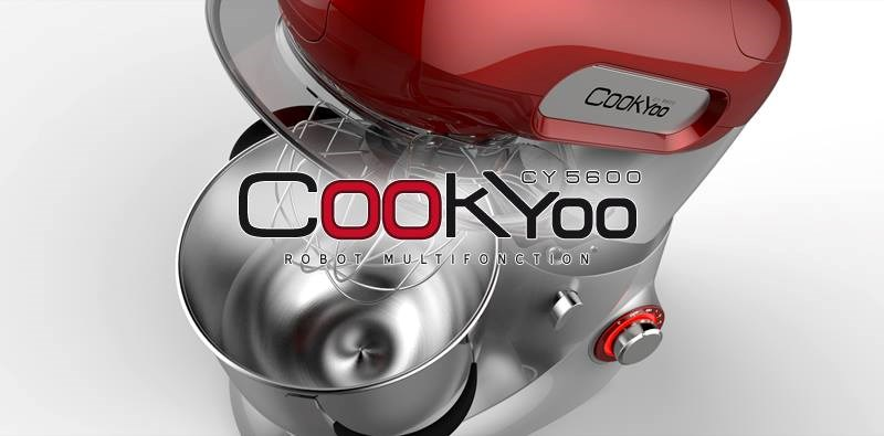 Robot Pâtissier - Cookyoo 5600 Yoo Digital