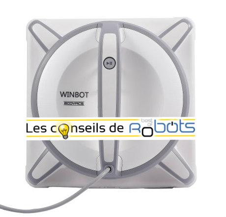 W930 - Robot lave vitre - Conseils d'utilisation