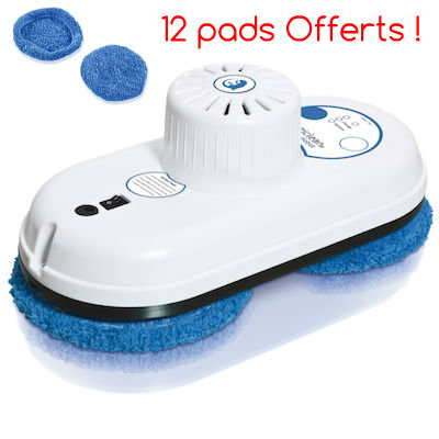 offre hobot - 12 pads offerts