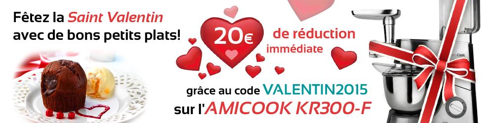 AMICOOK KR300 - saint valentin 2015