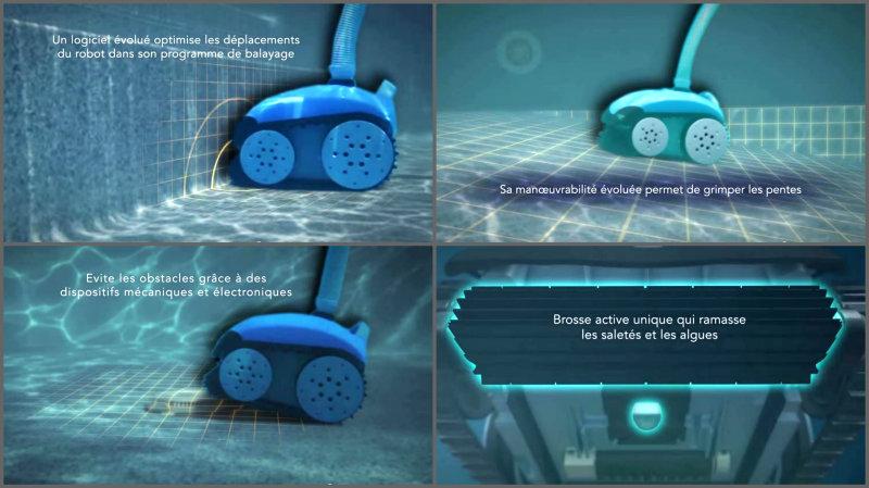 Caractéristiques techniques Dolphin RS2