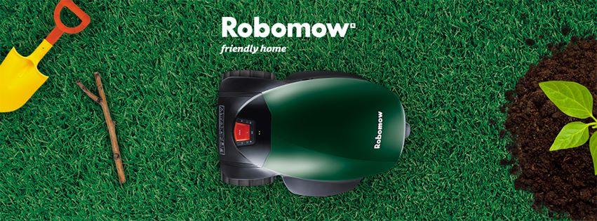 Gamme Robomow
