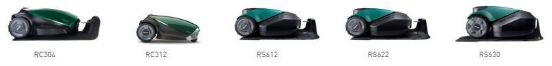 Gamme robotmow robots tondeuses 2015