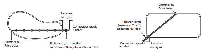 Robot hydraulique de piscine