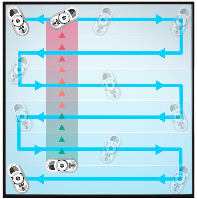 navigation-intelligente-robot-automatique-vitre