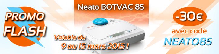 promo BotVac 85