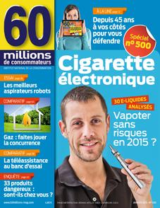 Magazine 60 millions de consommateurs