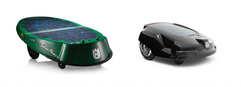 Husqvarna - Evolution robot tondeuse solaire