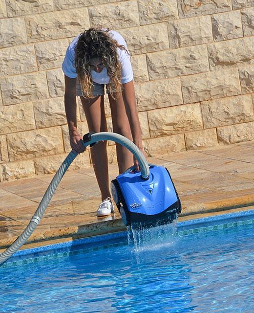 Dolphin RS2 robot de piscine hybrid