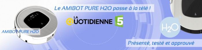 Banniere Quotidienne AMBOT PURE H2O