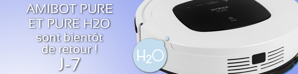 Banniere compte à rebours Pure H2O