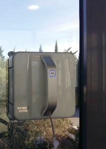 Winbot 850 - robot laveur de vitre-2