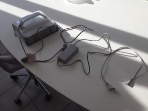 longueur des cables Winbot 850