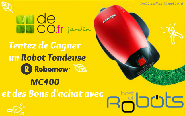 650x407 - Concours ROBOMOW et DECO