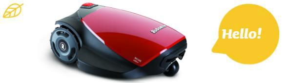 Concours ROBOMOW MC400