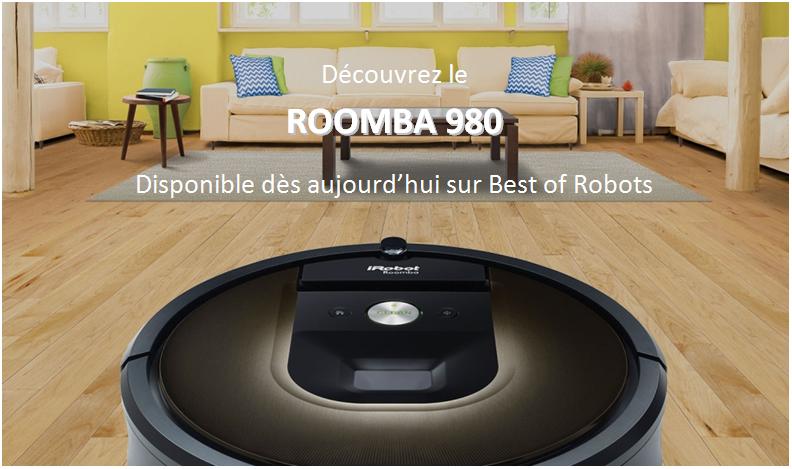 ROOMBA 980 1
