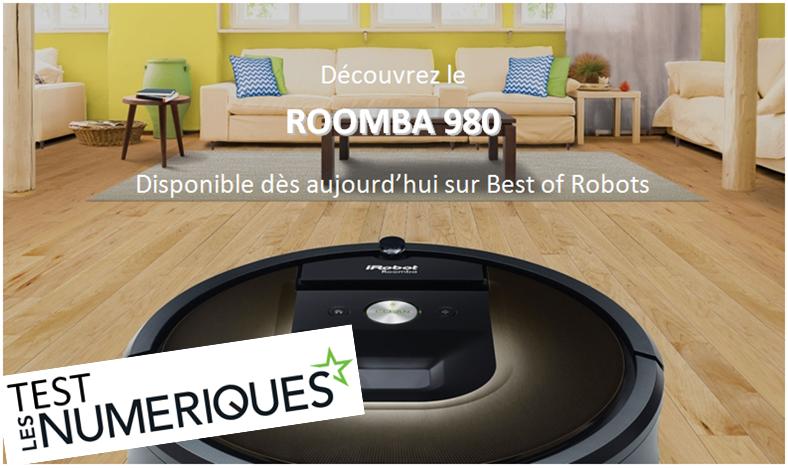 TESTNUM roomba 980