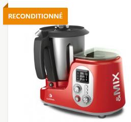 Les robots de cuisine great les robots mnagers un robot - Robot de cuisine qui cuit les aliments ...