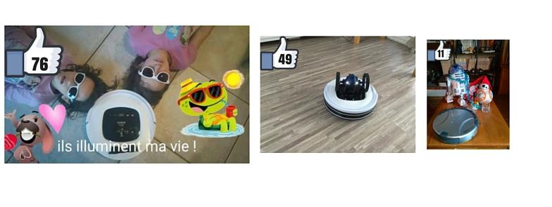 GAGNANTS concours amibot robots aspirateurs