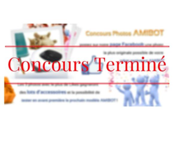 Concours AMIBOT Terminé