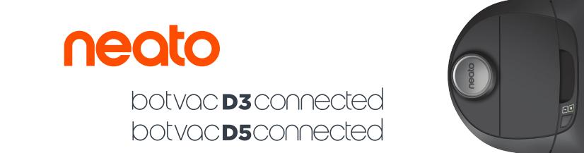 Botvac connecté d3 et d5
