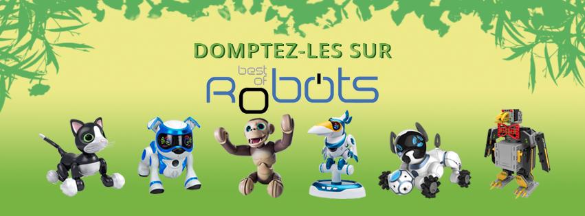Robots-jouets-animaux