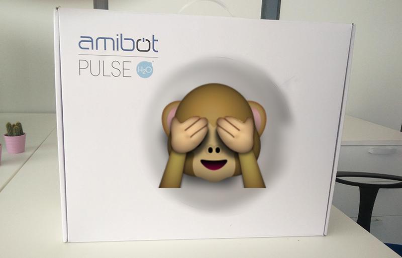 robot amibot pulse h2o