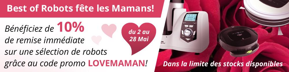 fête des mères 2017 promotion