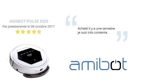 avis client joieetserenite amibot pulse h2o